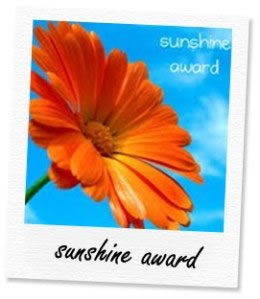 Sunshine Award on uberdish
