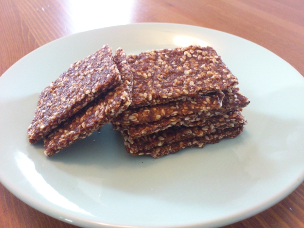 banana-chai crackers